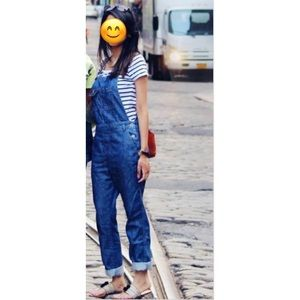 Asos Design Blue Jeans Overalls size 2